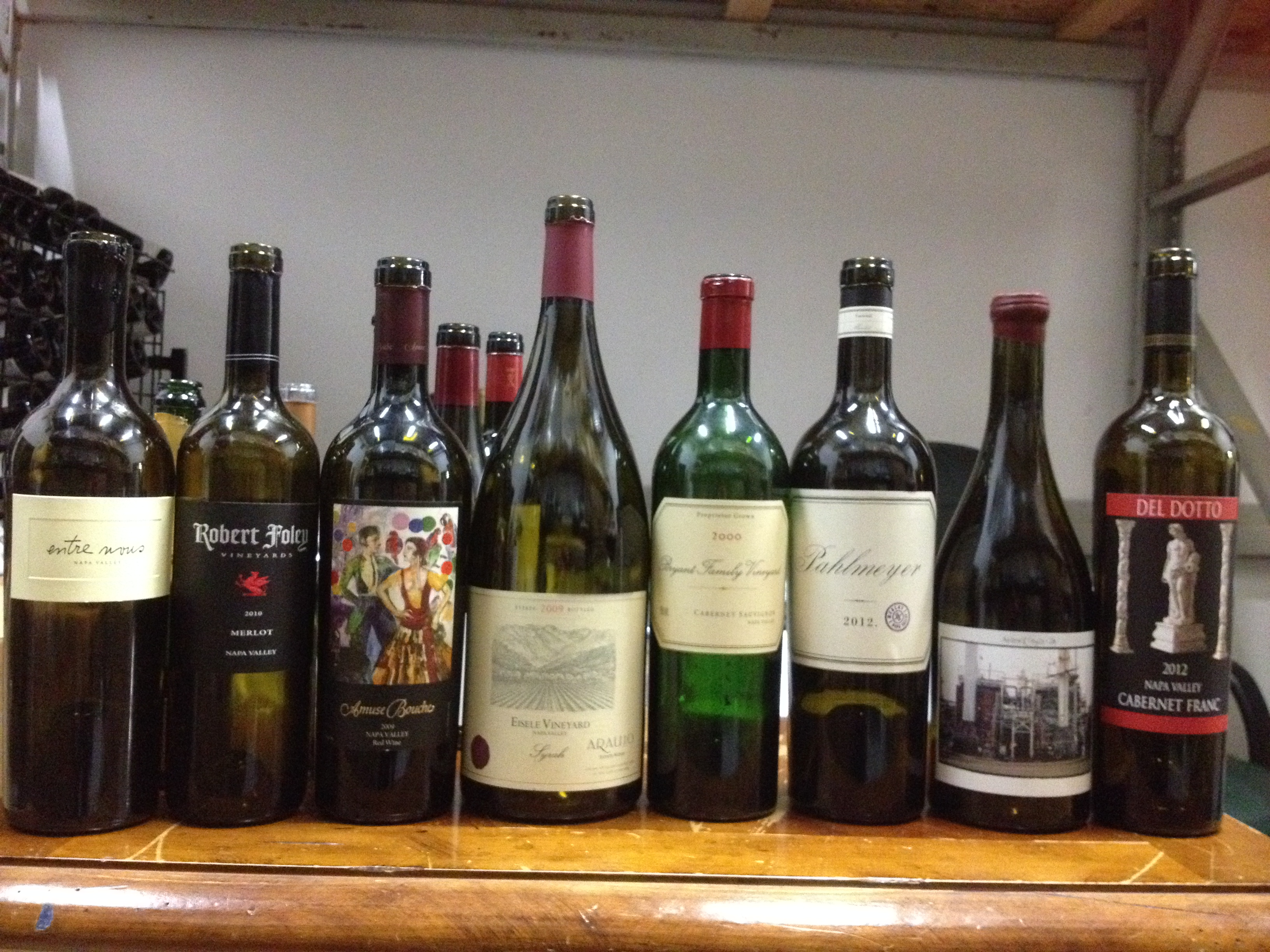 Wine of the Night: 1959 Pichon Lalande - Graileys Fine Wines ...