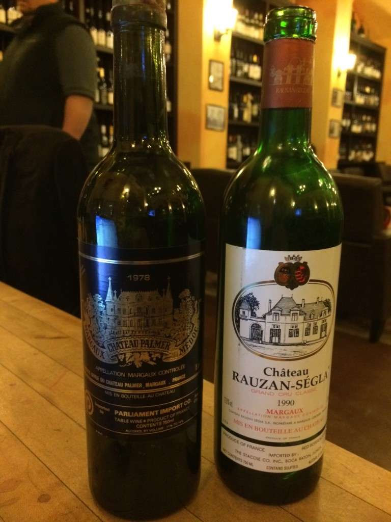 Blog Old Margaux